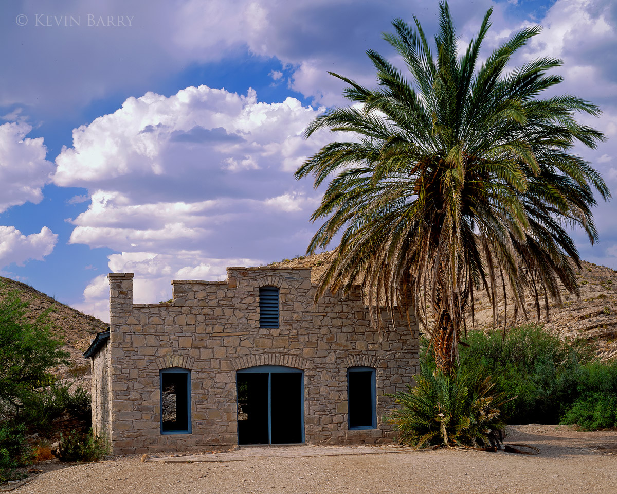 Hot Springs Post Office, Big Bend National Park, Texas, photo