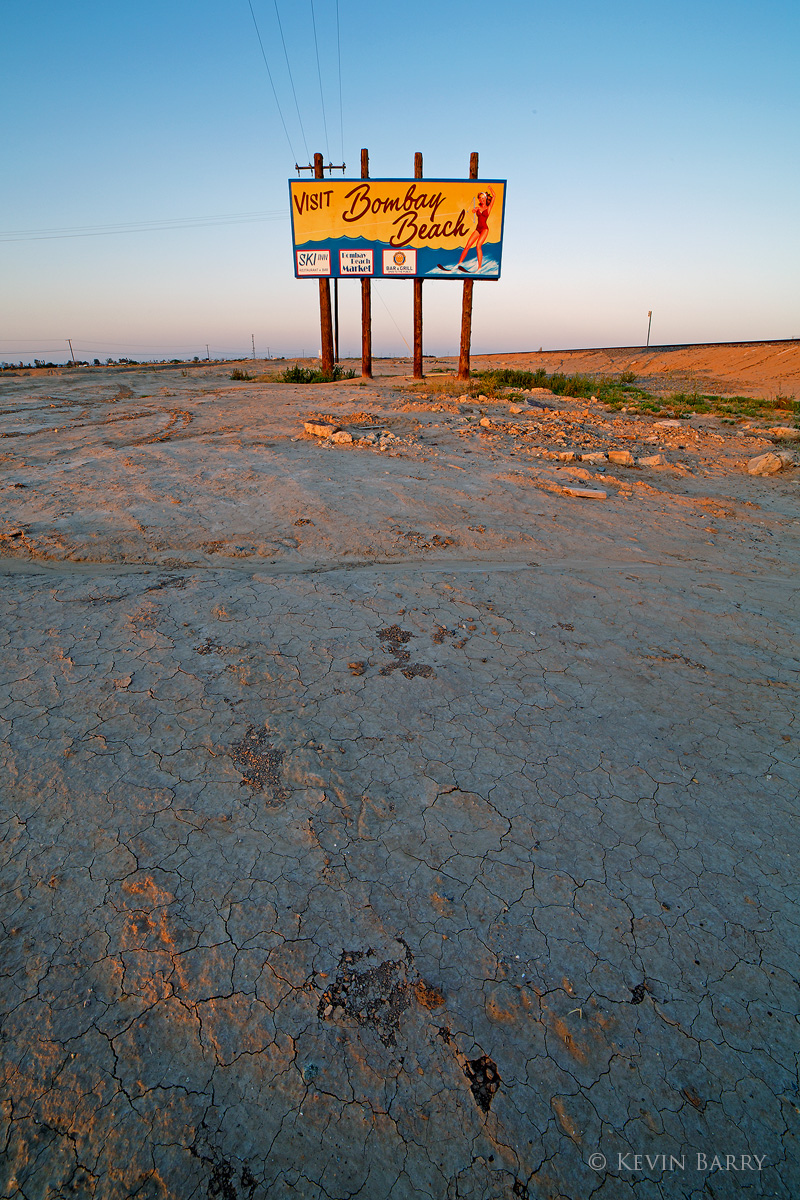 Visit Bombay Beach, The Salton Sea, Imperial County, California, photo