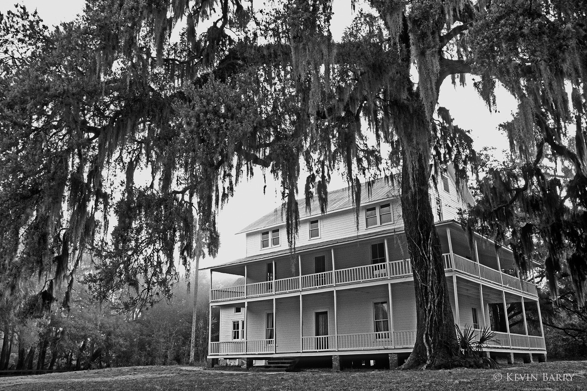 Louis P. Thursby House, Blue Spring State Park, Orange City, Florida, photo